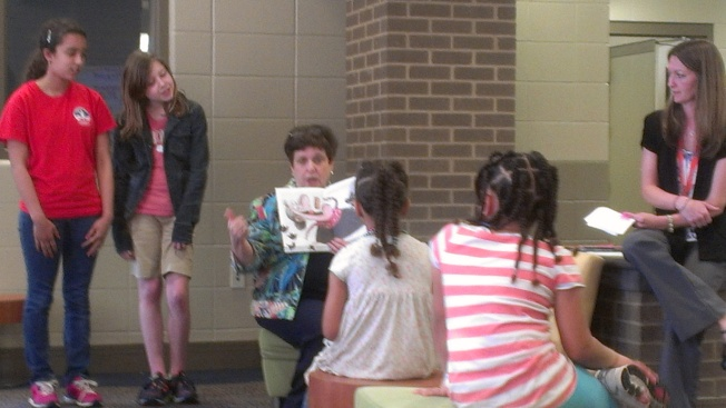 Reading Night at Blossomwood Elementary